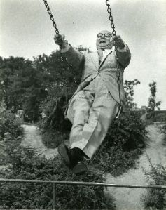 Harold Callowhill, Director of Recreation and Parks, c. 1955 [BRG51-4-3]