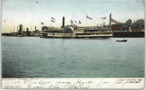 Steamboat Louise, c. 1905