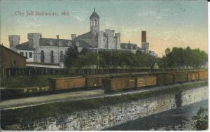 City Jail, c. 1900