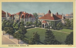 Goucher College, c. 1940