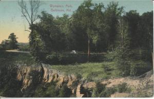 Wymann's Park, 1910