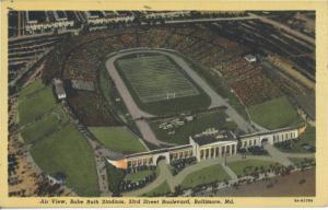 Babe Ruth Stadium, 1964