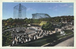 Carlin's Park, 1918.