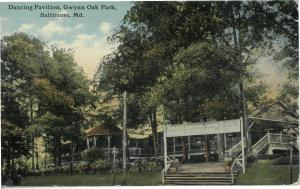 Dancing Pavilion, Gwynn Oak Park, c. 1910