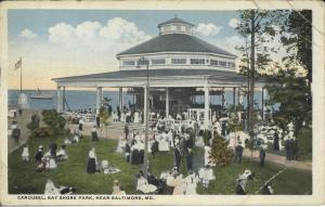 Carousel at Bay Shore Park