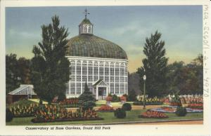 Conservatory, Druid Hill Park